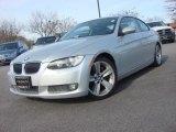 2009 Titanium Silver Metallic BMW 3 Series 335i Coupe #75669557