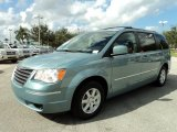 2010 Chrysler Town & Country Clearwater Blue Pearl