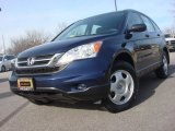 2010 Royal Blue Pearl Honda CR-V LX #75669548