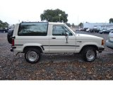 1989 Ford Bronco II XL Data, Info and Specs