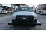 2005 Oxford White Ford F350 Super Duty XL Crew Cab Chassis #75669787