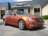 2008 Cadillac CTS Hot Lava Edition Sedan