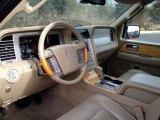 2007 Lincoln Navigator Ultimate 4x4 Camel Interior