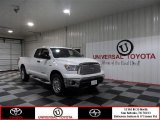 2011 Super White Toyota Tundra Texas Edition Double Cab #75669406
