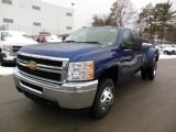 2013 Chevrolet Silverado 3500HD LT Extended Cab 4x4 Dually Data, Info and Specs