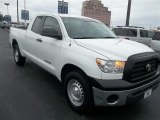 2008 Super White Toyota Tundra Double Cab #75669403