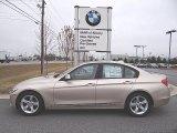 2013 Orion Silver Metallic BMW 3 Series 328i Sedan #75669654