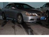 2002 Satin Silver Metallic Honda Accord EX V6 Coupe #75670012