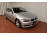 2009 Titanium Silver Metallic BMW 3 Series 328xi Coupe #75669380