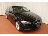2009 Jet Black BMW 3 Series 335d Sedan #75669379