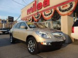 2009 Gold Mist Metallic Buick Enclave CXL AWD #75669886