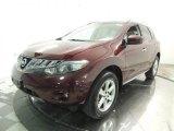 2010 Merlot Red Metallic Nissan Murano SL AWD #75669882