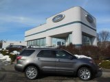 2013 Sterling Gray Metallic Ford Explorer Limited 4WD #75669363