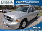 2012 Bright Silver Metallic Dodge Ram 1500 SLT Quad Cab #75669869