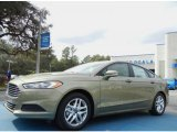 2013 Ginger Ale Metallic Ford Fusion SE #75669455