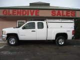 2008 Chevrolet Silverado 2500HD LS Extended Cab 4x4 Data, Info and Specs