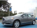 2013 Sterling Gray Metallic Ford Fusion SE #75669448