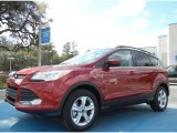 2013 Ruby Red Metallic Ford Escape SE 1.6L EcoBoost 4WD #75669445