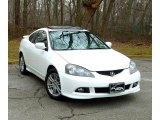 2006 Taffeta White Acura RSX Sports Coupe #75669857