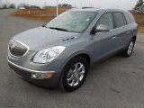 2008 Blue Gold Crystal Metallic Buick Enclave CXL AWD #75669848
