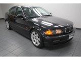 2000 Jet Black BMW 3 Series 328i Sedan #75669718