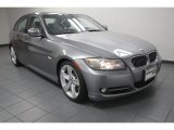 2011 Space Gray Metallic BMW 3 Series 335i Sedan #75669710