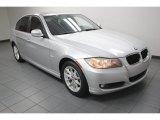 2010 Titanium Silver Metallic BMW 3 Series 328i Sedan #75669707