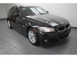 2010 Black Sapphire Metallic BMW 3 Series 328i Sedan #75669704