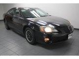 2004 Black Pontiac Grand Prix GT Sedan #75669696