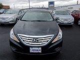 2013 Pacific Blue Pearl Hyundai Sonata Limited 2.0T #75726389