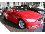 2012 Crimson Red BMW 3 Series 328i Convertible #75726362