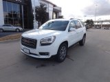 2013 Summit White GMC Acadia SLT #75726794