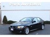 2010 Black Sapphire Metallic BMW 3 Series 328i xDrive Sedan #75726358