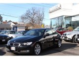 2010 Black Sapphire Metallic BMW 3 Series 335i xDrive Coupe #75726354