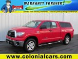2011 Radiant Red Toyota Tundra Double Cab 4x4 #75727052