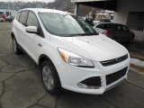 2013 Ford Escape Oxford White