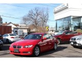 2009 Crimson Red BMW 3 Series 328xi Coupe #75726348