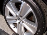 Volkswagen Passat 2010 Wheels and Tires