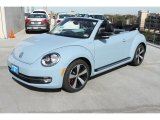 2013 Volkswagen Beetle Turbo Convertible 60s Edition Data, Info and Specs
