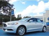2013 Ingot Silver Metallic Ford Fusion SE #75726448