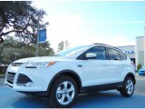 2013 Oxford White Ford Escape SE 1.6L EcoBoost #75726442