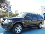 2013 Tuxedo Black Ford Expedition EL Limited #75726439