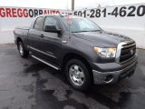 2011 Magnetic Gray Metallic Toyota Tundra TRD Double Cab #75726756