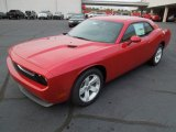 2013 Dodge Challenger SXT Plus Front 3/4 View