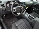 2013 Dodge Challenger SXT Dark Slate Gray Interior
