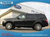 2013 Tuxedo Black Ford Expedition Limited 4x4 #75726419