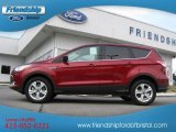 2013 Ruby Red Metallic Ford Escape SE 2.0L EcoBoost #75726413
