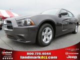2013 Granite Crystal Dodge Charger SE #75726560