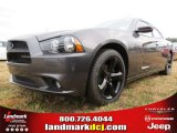 2013 Granite Crystal Dodge Charger SXT #75726559