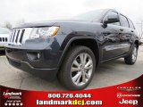 2013 Maximum Steel Metallic Jeep Grand Cherokee Laredo #75726550